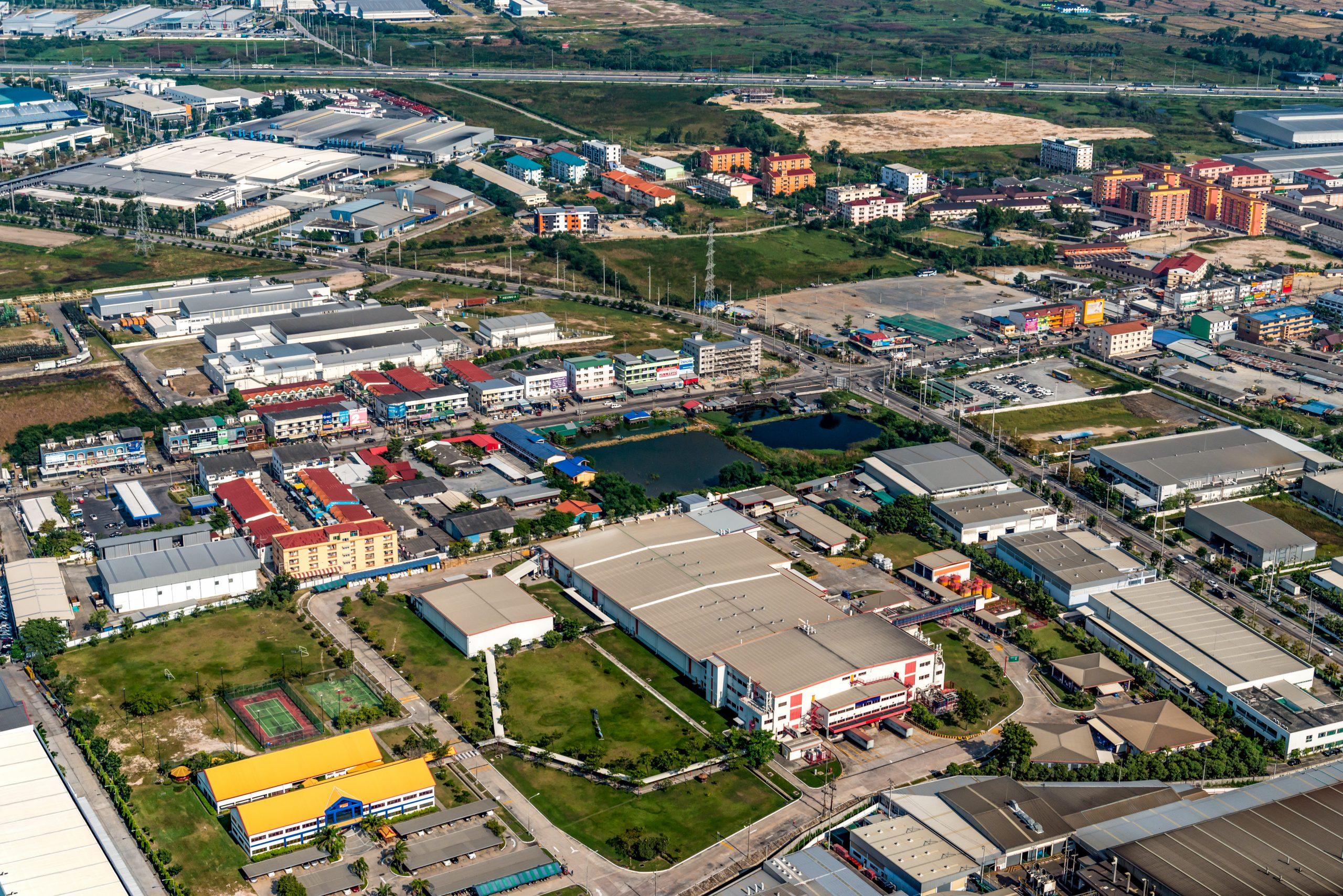 Grootste bedrijventerreinen van Nederland